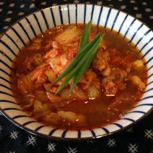 Buta Kimchi Ramen